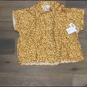 NWT Large Amy shirt